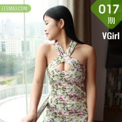 VGirl V女郎 No.017 黎黎