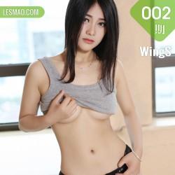 WingS 影私荟 Vol.002 白微Sera!