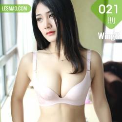 WingS 影私荟 Vol.021 Modo 白微Sera