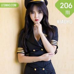 XIAOYU  语画界 Vol.206 女警制服89P写真 Miko酱吖