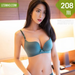 XIAOYU  语画界 Vol.208 美腿笔直秀美 Carry丝袜美腿写真