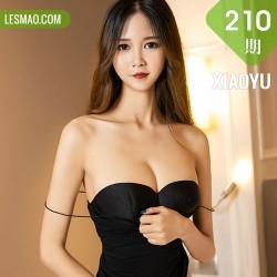 XIAOYU  语画界 Vol.210 吊带朦胧丝袜109P 程程程第二套写真