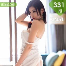 XIAOYU  语画界 Vol.331 白色吊裙肉丝 杨晨晨sugar