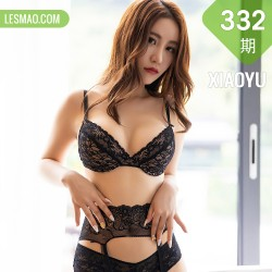 XIAOYU  语画界 Vol.332 黑丝吊袜 绯月樱 秘书制服