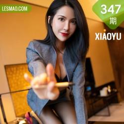 XIAOYU  语画界 Vol.347 carry 职业制服黑丝美腿