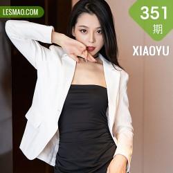 XIAOYU  语画界 Vol.351 言沫 灰丝气质个性妹子