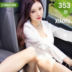 XIAOYU  语画界 Vol.353 室外车拍 杨晨晨sugar  香车美人