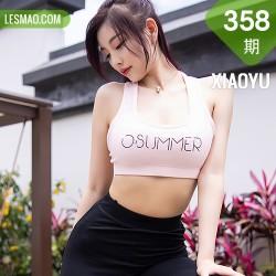 XIAOYU  语画界 Vol.358 健身美女 杨晨晨 魔鬼身材
