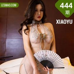 XIAOYU  语画界 Vol.444 镂空内衣 周思乔betty