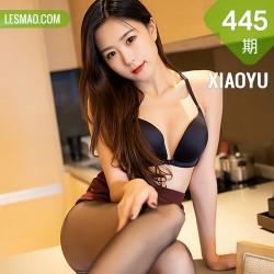 XIAOYU  语画界 Vol.445 杨紫嫣 都市ol黑丝