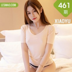 XIAOYU  语画界 Vol.461 粉色调私房魅惑 梦梵