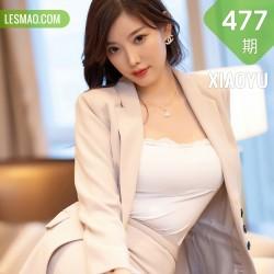 XIAOYU  语画界 Vol.477 性感美丝 杨晨晨 性感制服套装