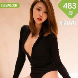XIAOYU  语画界 Vol.483 魅惑连体衣 冯木木