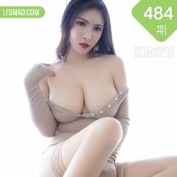 XIAOYU  语画界 Vol.484  深v服饰 乔漫妮mina 爆乳美女新人模特