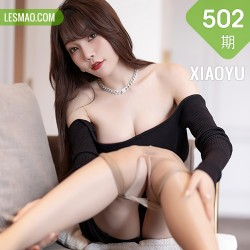 XIAOYU  语画界 Vol.502 开背礼裙玉背 芝芝Booty