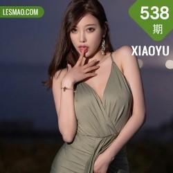XIAOYU  语画界 Vol.538 轻透长裙 杨晨晨sugar 青岛旅拍写真