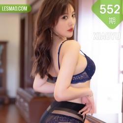XIAOYU  语画界 Vol.552 魅惑黑丝 杨晨晨sugar 心愿旅拍写真1