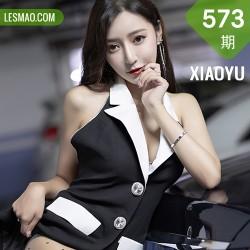 XIAOYU  语画界 Vol.573 制服街拍 王馨瑶yanni 性感写真22
