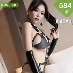 XIAOYU  语画界 Vol.584 皮具情趣 娜比 性感写真22