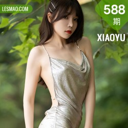 XIAOYU  语画界 Vol.588 浪漫旗袍 芝芝Booty 性感写真111