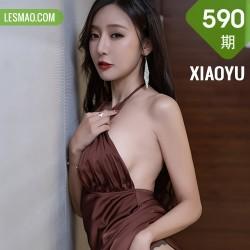 XIAOYU  语画界 Vol.590 香槟色吊裙 王馨瑶yanni 性感写真