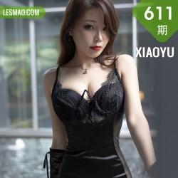 XIAOYU  语画界 Vol.611 芝芝booty 丝绸睡衣