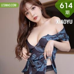 XIAOYU  语画界 Vol.614 林星阑 黑丝旗袍