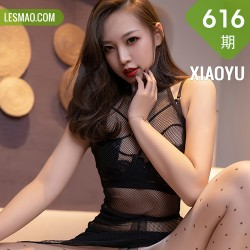 XIAOYU  语画界 Vol.616 郑颖姗bev 皮质内衣长腿