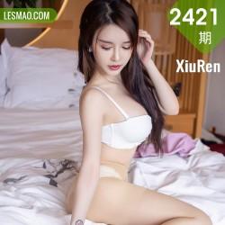 XiuRen 秀人 No.2421  美臀制服爆乳 玉兔miki