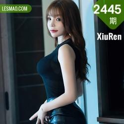 XiuRen 秀人 No.2445  时尚街拍与魅惑私房 芝芝booty