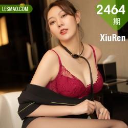 XiuRen 秀人 No.2464  艺轩 黑丝职业制服主题
