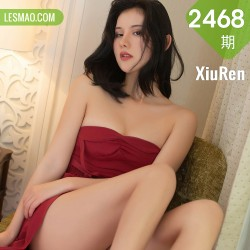 XiuRen 秀人 No.2468 异域风范 就是阿朱啊 红色长裙 东欧旅拍