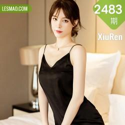 XiuRen 秀人 No.2483  黑色吊裙 yoo优优 气质美女