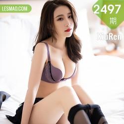 XiuRen 秀人 No.2497  独特秀丽美女 绯月樱