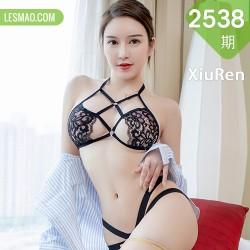 XiuRen 秀人 No.2538  空乘制服美女 玉兔miki