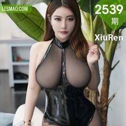 XiuRen 秀人 No.2539  猫耳装情趣内衣 软软roro