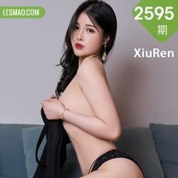 XiuRen 秀人 No.2595  诱惑翘臀 姜贞语 清甜可人