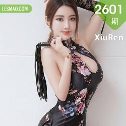 XiuRen 秀人 No.2601  软软Roro 捆绑旗袍诱惑