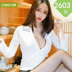 XiuRen 秀人 No.2603  林子欣freya 美腿爆乳
