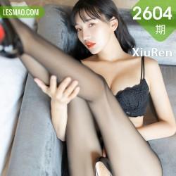 XiuRen 秀人 No.2604  陆萱萱 红唇美女