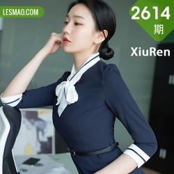 XiuRen 秀人 No.2614  职场霸道总裁boss 安然