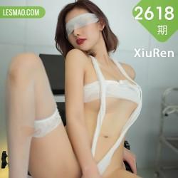 XiuRen 秀人 No.2618  性感眼科手术主题 就是阿朱啊