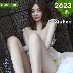 XiuRen 秀人 No.2623  清透薄纱睡衣 樱花Elsa  新人模特
