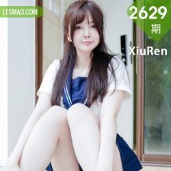 XiuRen 秀人 No.2629  糯美子 校园时代学生装
