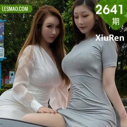 XiuRen 秀人 No.2641  模特合辑 尤妮丝和妲己toxic 香车美人主题