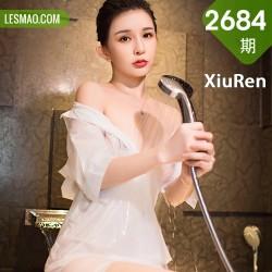 XiuRen 秀人 No.2684  酒店湿身衬衫诱惑 张雨萌