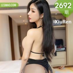 XiuRen 秀人 No.2692 田冰冰 性感内衣曼妙身材