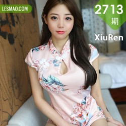 XiuRen 秀人 No.2713 佘贝拉bella 粉嫩旗袍主题