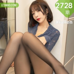 XiuRen 秀人 No.2728 陈小喵 黑丝主题独特角度