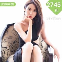 XiuRen 秀人 No.2745  carry 黑白独特魅力